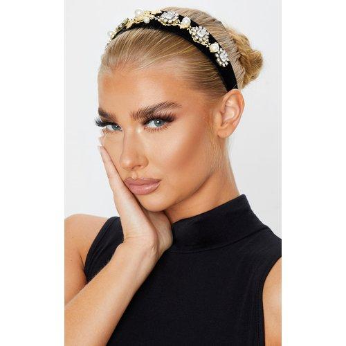 Serre-tête à perles style Renaissance - PrettyLittleThing - Modalova