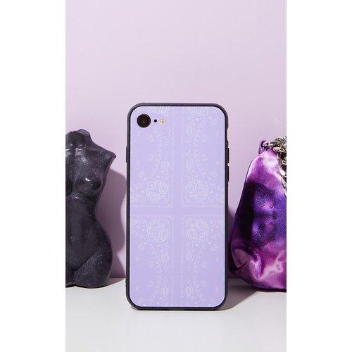 Coque pour iPhone 8 imprimé foulard - PrettyLittleThing - Modalova
