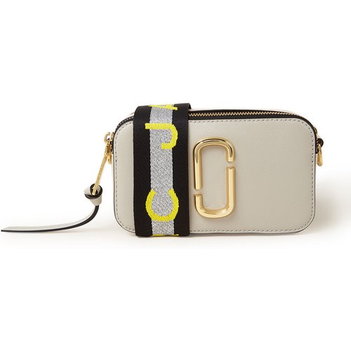 Sac bandoulière The Snapshot en cuir - The Marc Jacobs - Modalova