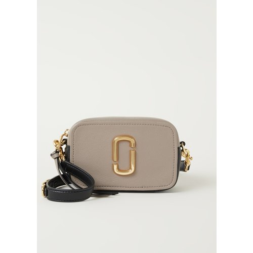 Sac bandoulière en cuir Softshot 17 - The Marc Jacobs - Modalova
