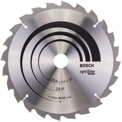 Bosch Professional Bosch 2608640434 Optiline Wood Circular Saw Blade