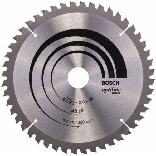 Bosch Professional Bosch Professional 2608640432 Multi Material Circular Saw Blade, Silver