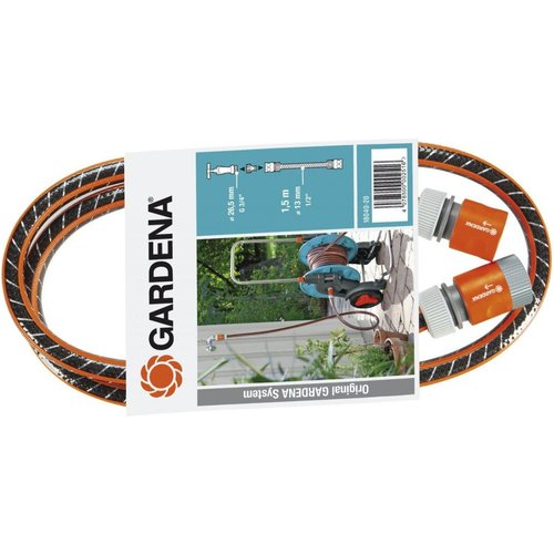 Gardena Gardena 18040-20 Connection Set Comfort Flex Hose, Multi-Colour, 13 mm 12 Inch, 1.5 m