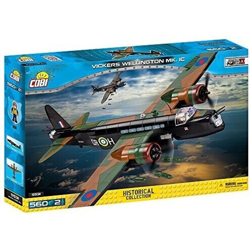 Cobi Cobi Vickers Wellington Mk. 1C