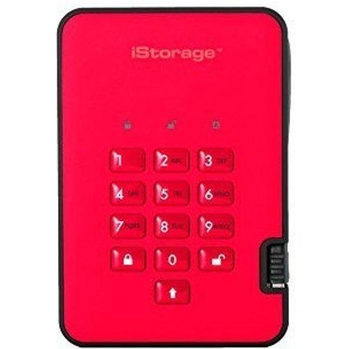 iStorage iStorage diskAshur 2-SSD 4TB red
