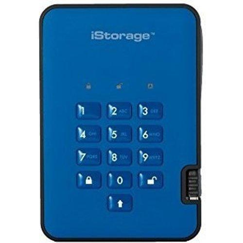 iStorage iStorage diskAshur 2-SSD 256GB blue