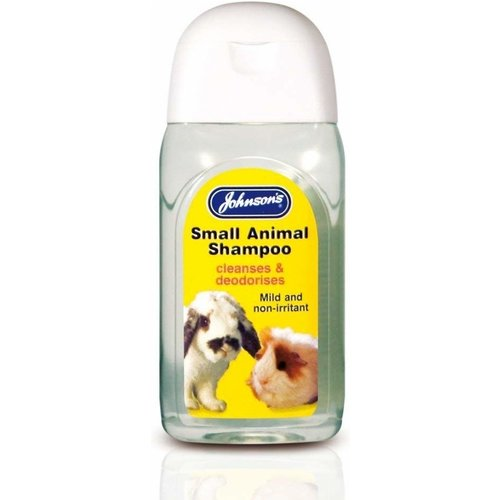 Johnson & Johnson Johnson & Johnson Small Animal Shampoo 125ml