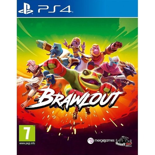 Merge Games Brawlout (PS4)