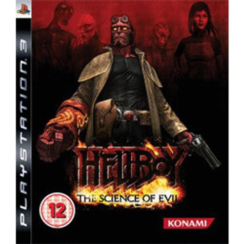Konami Hellboy: The Science Of Evil (PS3)