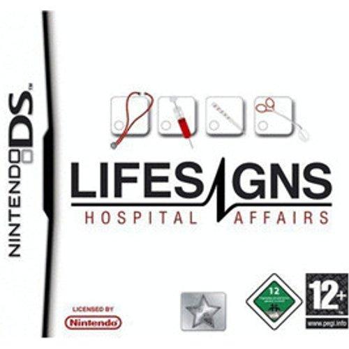 JoWooD Life Signs: Hospital Affairs Nintendo DS