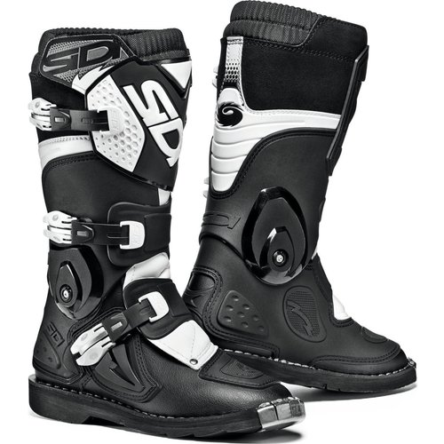 Sidi Sidi Flame Black/White