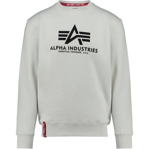 alpha industries Alpha Industries Basic Sweater white (178302)