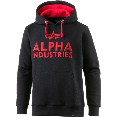 alpha industries Alpha Industries Foam Print Hoody black (143302-003)