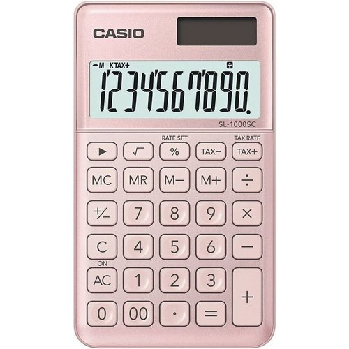 Casio Casio SL-1000SC-PK pink