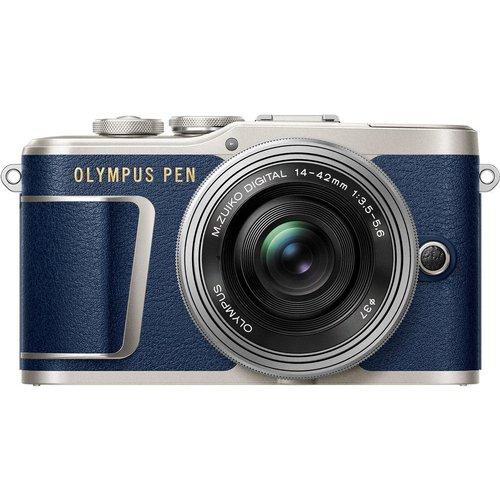 Olympus Olympus PEN E‑PL9 Kit 14-42mm blue