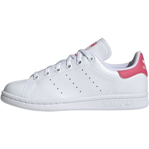 adidas originals Girls adidas Originals Stan Smith Youth Trainers -  White