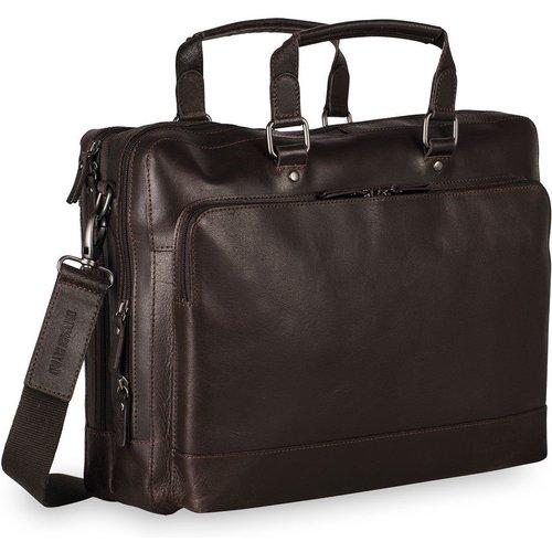 Jost Bags Jost Dakota Briefcase (LHD-907562-2) black