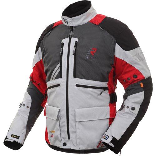 Rukka Rukka Offlane Jacket grey/red