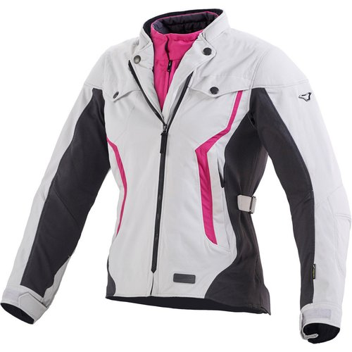 Macna Macna Impala Lady Jacket ligt grey/pink