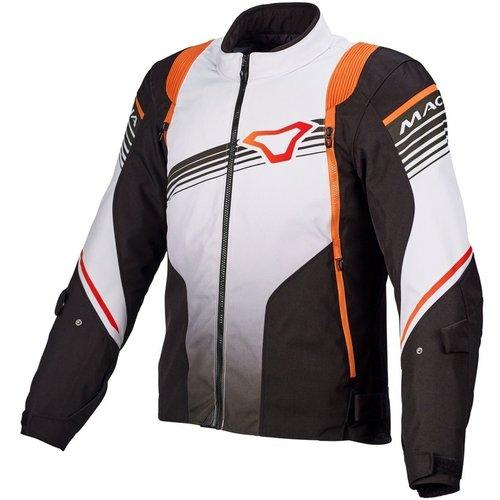Macna Macna Charger Jacket black/white/orange