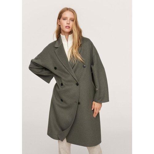 Manteau fait main double boutonnage - Mango - Modalova