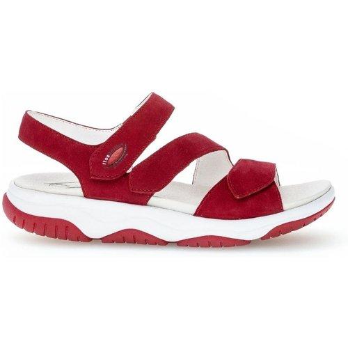 Sandales à semelles plates suede - Gabor - Modalova
