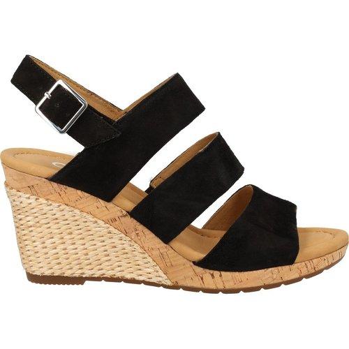 Sandales Cuir nubuk - Gabor - Modalova