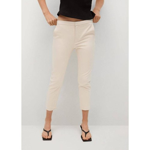 Pantalon skinny crop - Mango - Modalova