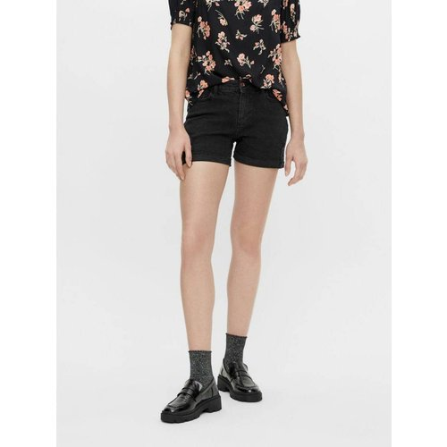 Shorts en jean Taille mi-haute - Pieces - Modalova