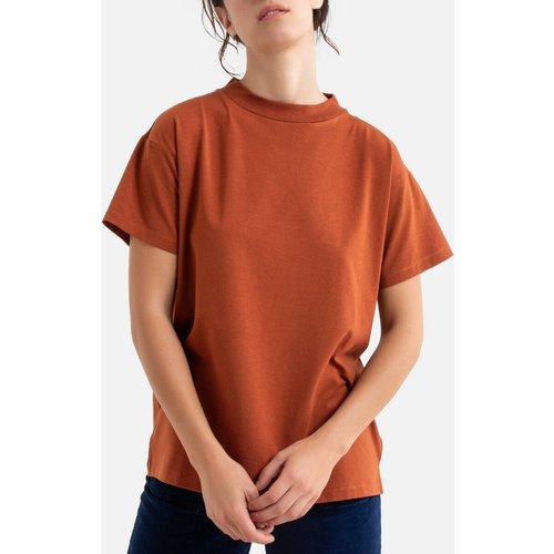 Tee shirt col montant manches courtes - SESSUN - Modalova
