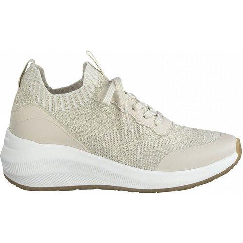 Sneaker Imitation cuir/Textile - tamaris - Modalova