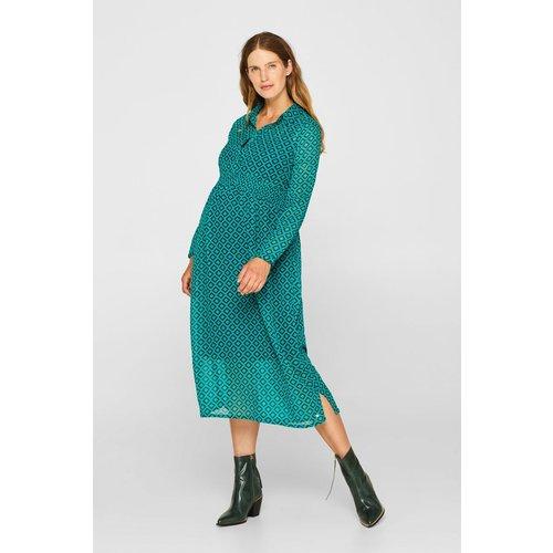 Robe longue d'allaitement - ESPRIT FOR MUMS - Modalova