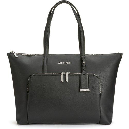 Sac à main à grandes anses - Calvin Klein - Modalova