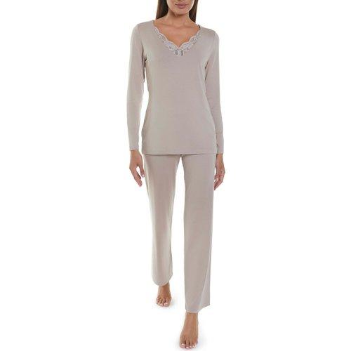Tenue d'intérieur pyjama haut et pantalon UXIA - SELMARK - Modalova
