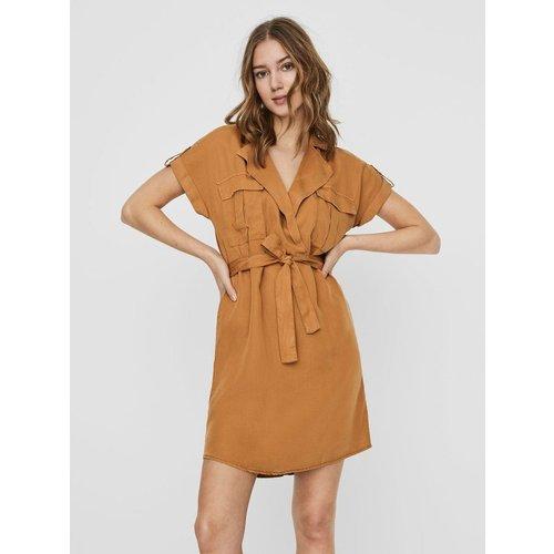 Robe-chemise Tencel - Noisy May - Modalova
