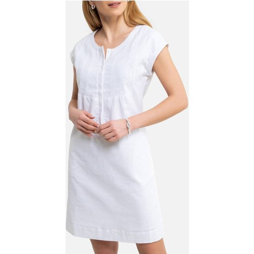 Robe droite, mi-longue, manches courtes - Anne weyburn - Modalova
