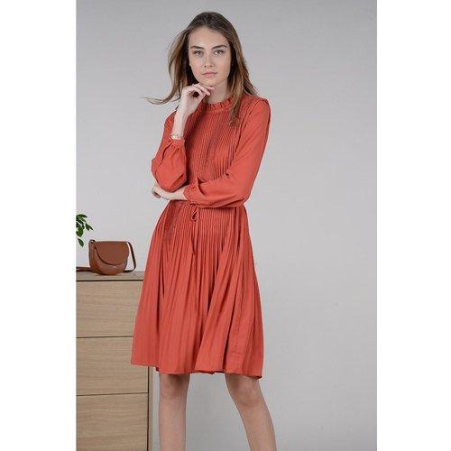 Robe plissée - MOLLY BRACKEN - Modalova