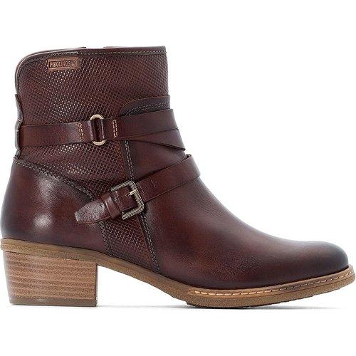 Boots cuir Zaragoza - Pikolinos - Modalova