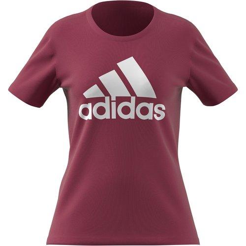 T-shirt col rond avec motif - adidas performance - Modalova