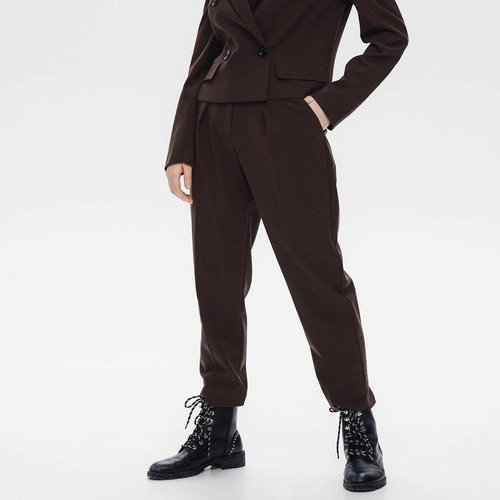 Pantalon à pinces - Promod - Modalova