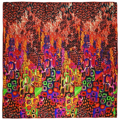 Carré de soie - Nebula - SILKART - Modalova
