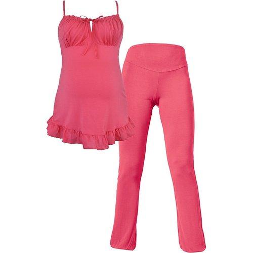 Pyjama de grossesse et allaitement Delicious - Cache Coeur - Modalova