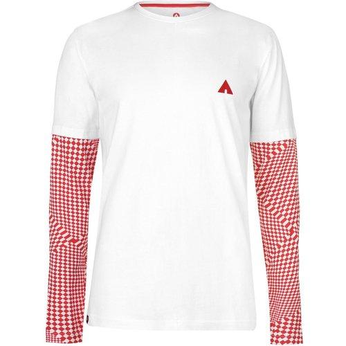 T-shirt manche longue courte - Airwalk - Modalova