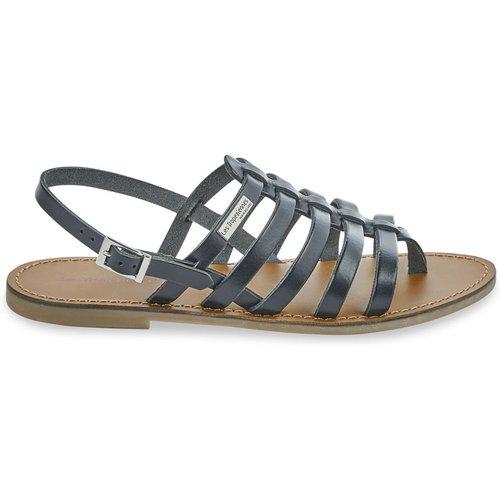Sandales cuir entre-doigts Herilo - LES TROPEZIENNES PAR M BELARBI - Modalova