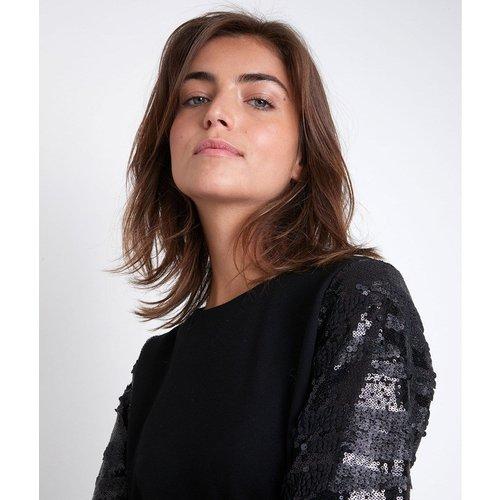 T-shirt àsequins manches courtes DJAZZY - Maison 123 - Modalova