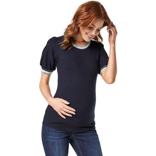 T-shirt de grossesse jersey - QUEEN MUM - Modalova