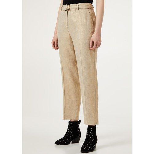 Pantalon en Lin - LIU JO - Modalova