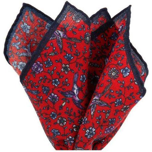 Pochette de costume ramage floral - ATELIER F&B - Modalova