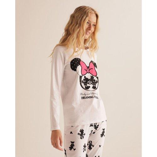 Haut de pyjama Minnie - EASY WEAR - Modalova