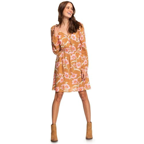 Robe manches longues encolure en V HEATIN UP - Roxy - Modalova